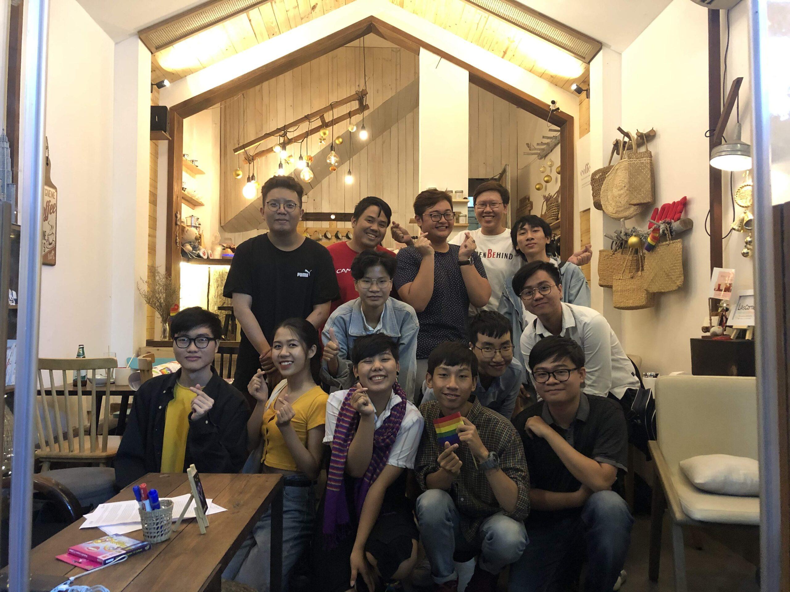 Dự án NYNO - Nam Yêu Nam Organization