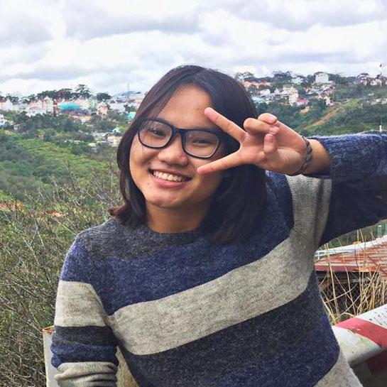 Minh Trang - Thành viên DragGEN