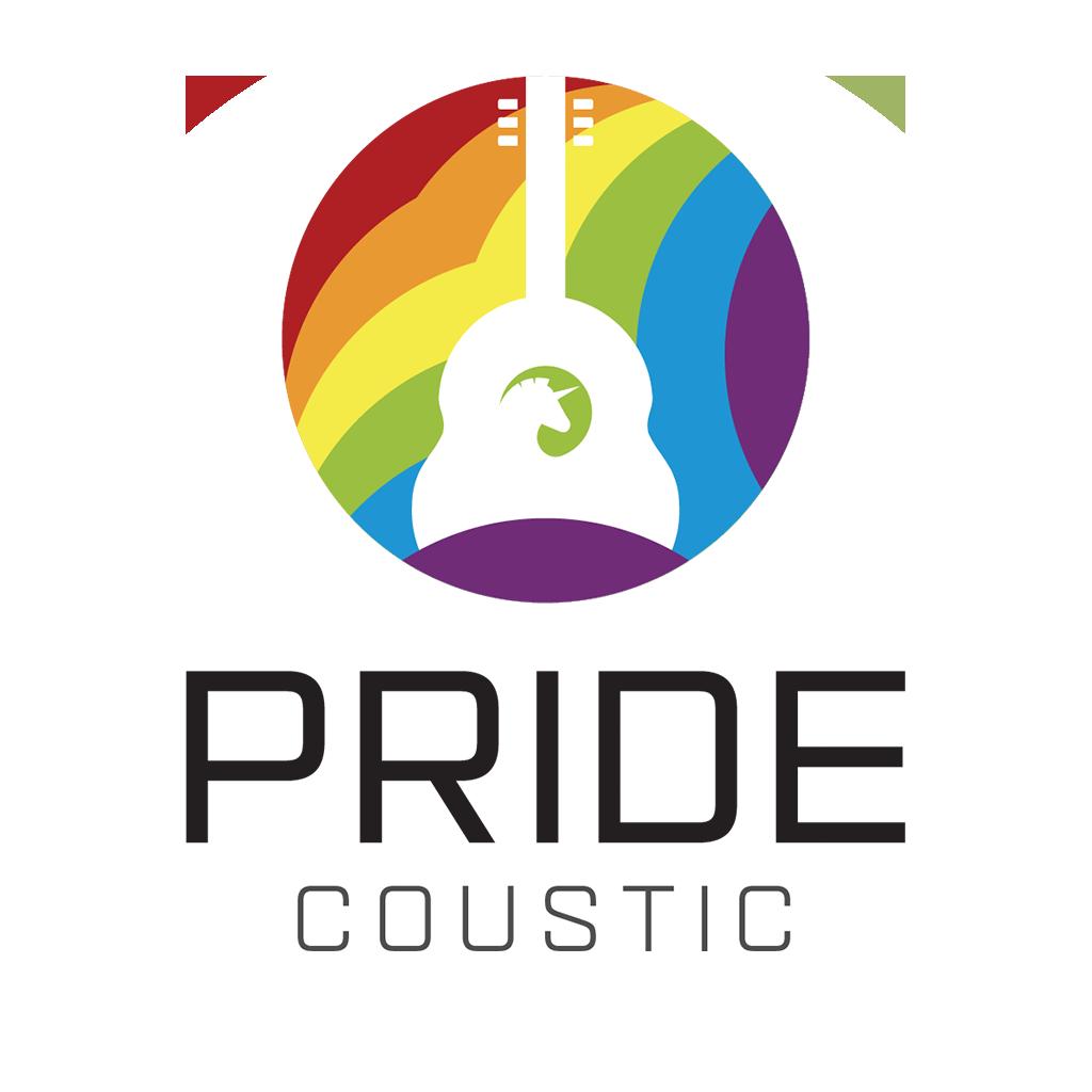 Dự án Pride-coustic Logo